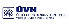 Logo Ústřední vojenská nemocnice - Vojenská fakultní nemocnice Praha