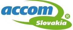 Logo ACCOM Slovakia s.r.o.