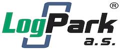 Logo LogPark, a.s.