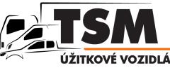 Logo TSM SLOVAKIA s.r.o.