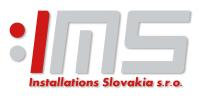 Logo IMS Installations Slovakia s.r.o.