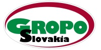 Logo GROPO Slovakia, s. r. o.