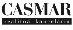 Logo CASMAR REALITY s.r.o.