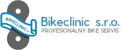 Logo Bikeclinic s. r. o.
