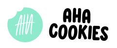 Logo AHA Cookies & Milkshakes