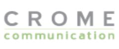 Logo Crome Communication Kft.