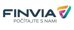 Logo Mgr. Mária Hradiská - Finvia holding, a.s.