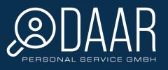 Logo DAAR Personal Service GmbH