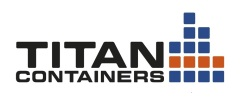 Logo TITAN Containers A/S