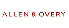 Logo Allen & Overy Bratislava, s.r.o.